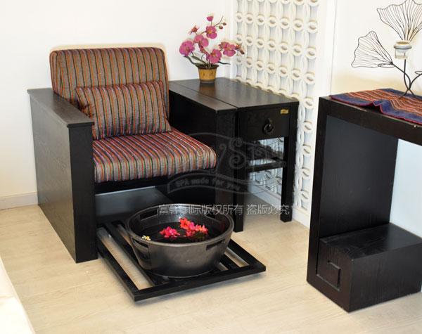 多功能沐足沙发  DS-L9004