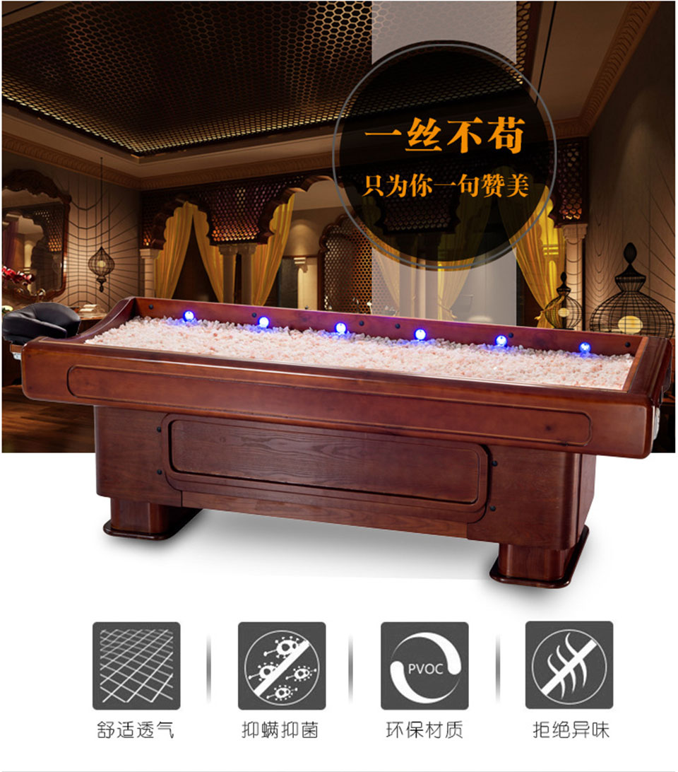 豪华多功能美容床 DS-110007