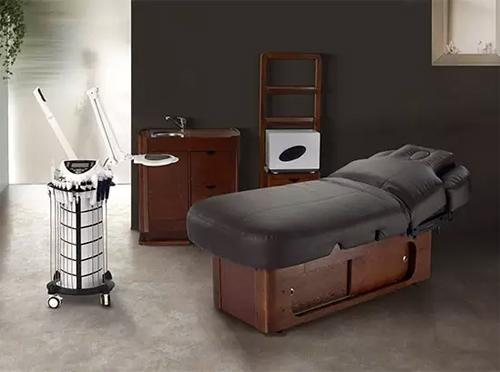 太空棉电动美容床