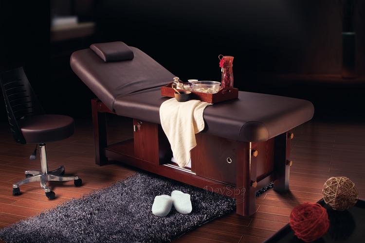 实木美容床DS-110001